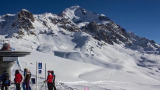 Открыт лыжный сезон в Грузии - курорты Тетнульди и Хацвали