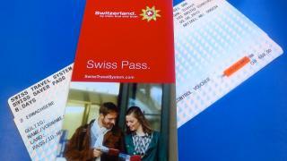 Поездом, автобусом и на корабле по Швейцарии