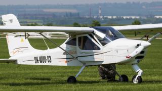 Полёт на маломестном самолёте в роли второго пилота