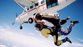 Тандем-прыжки с парашютом