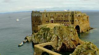 Архипелаг Берленгаш - одно из чудес Португалии