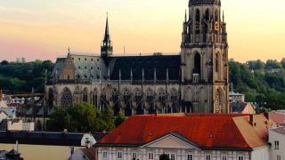 Линц - столица Верхней Австрии