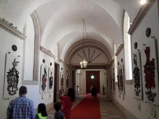 Королевский дворец в Мафре