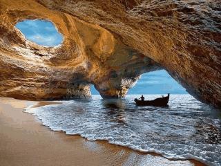 Пять лучших пляжей в Алгарве