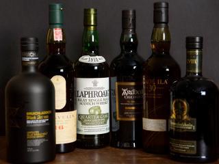 Шотландия. Немного о виски ...