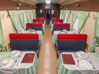 Путешествие на поезде Владивосток-Москва