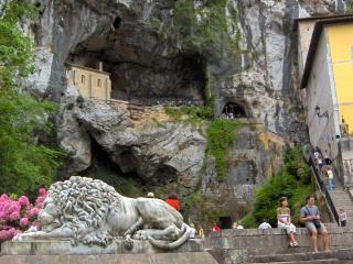 Экскурсия в Ковадонгу - сердце Астурии
