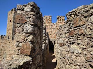Наследие тамплиеров и пещеры Мира-де-Айре
