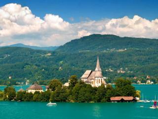 Тур по Австрии, 8 дней