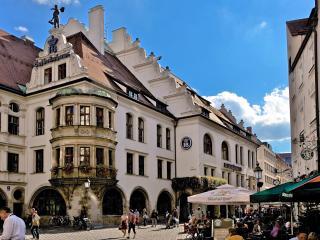 Пешком по старому Мюнхену