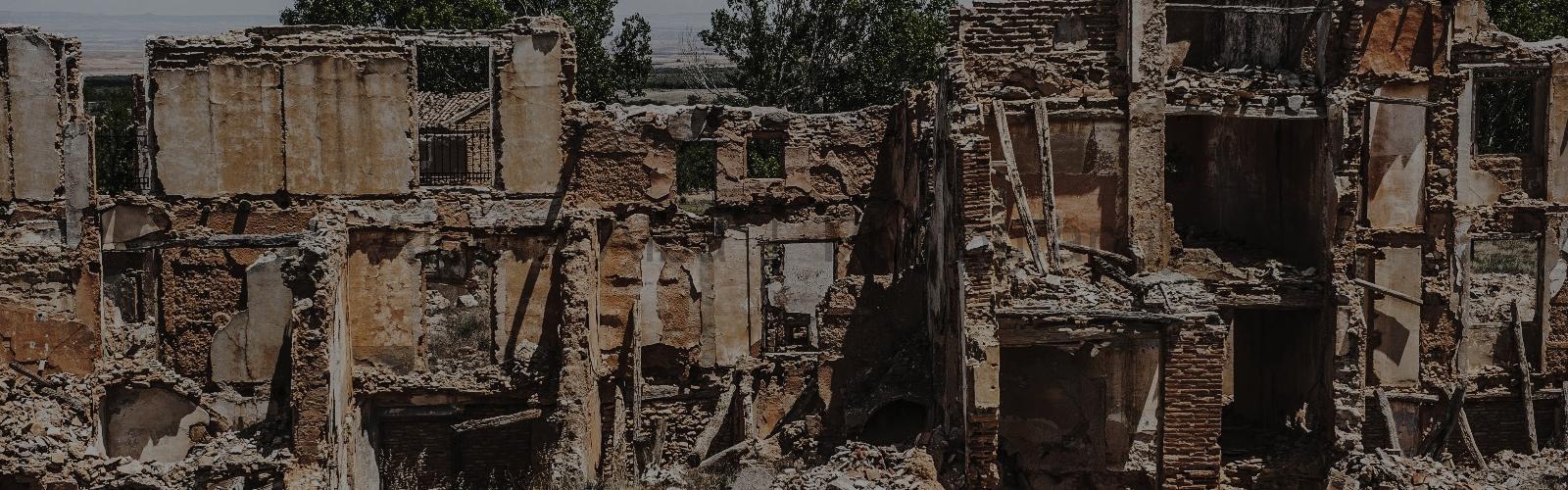 Бельчите: город-призрак