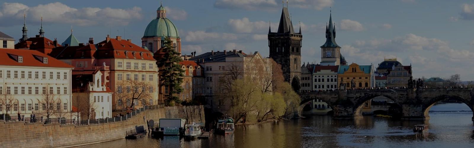 Эксклюзивное путешествие по Праге, 8 часов