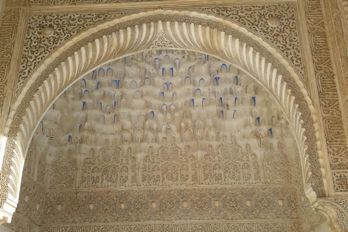Granada es Arco y trabajos en yeso.