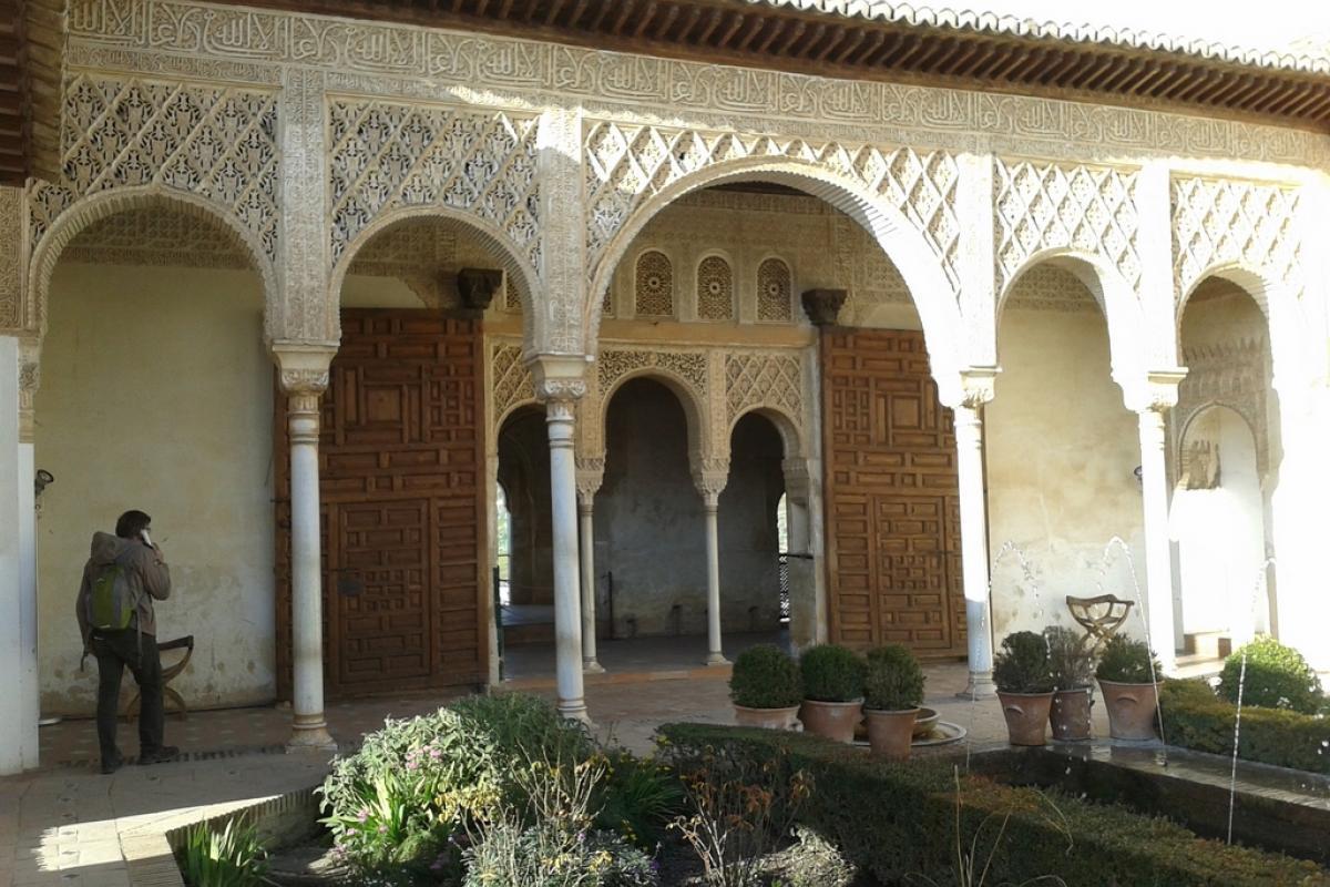 Granada es Arcos mudéjares