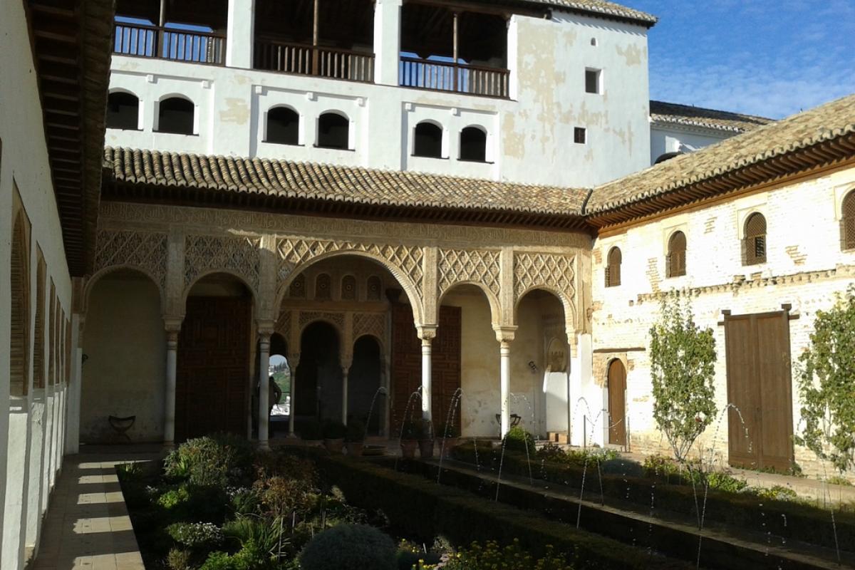 Granada es El Generalife
