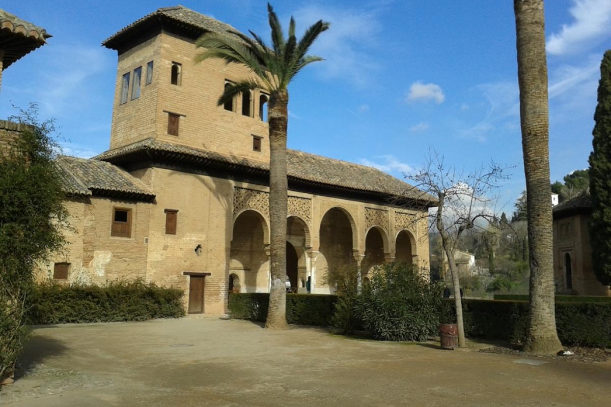 Granada es El Partal.