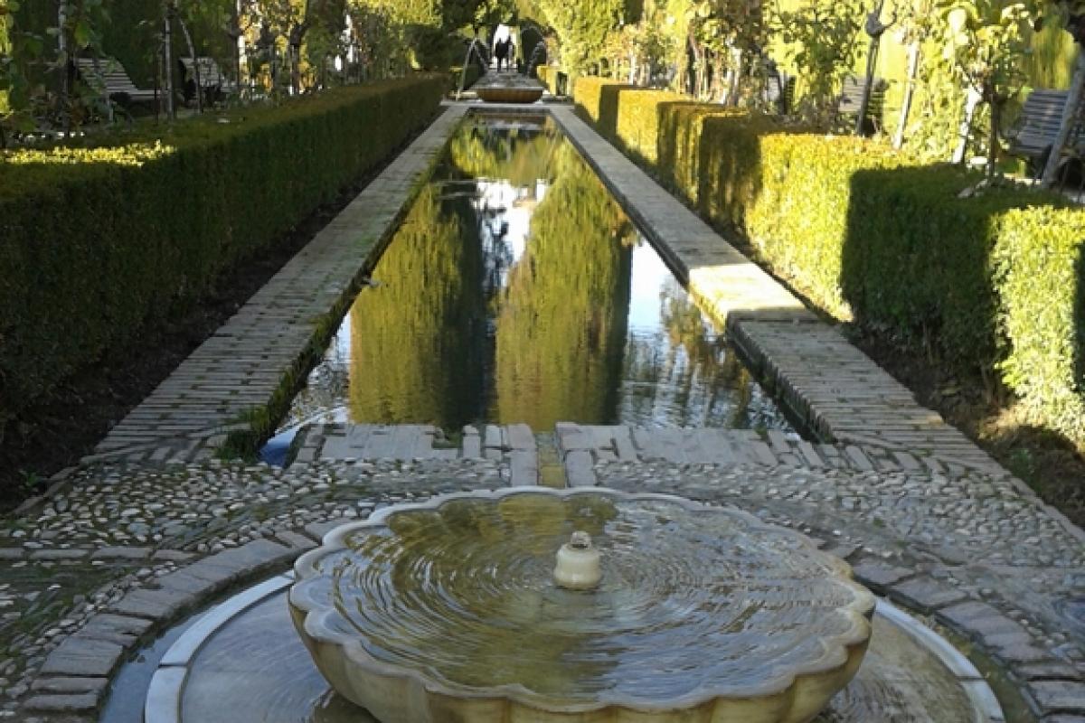 Granada es Jardines